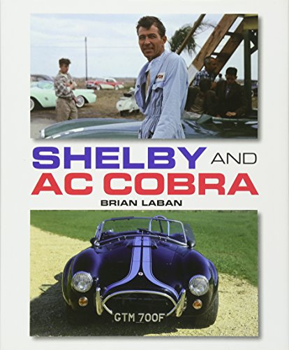9781785000034: Shelby and AC Cobra