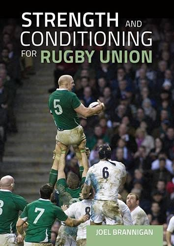9781785000843: Strength and Conditioning for Rugby Union