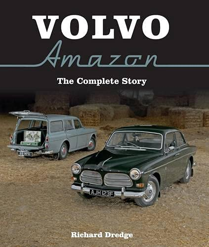Volvo Amazon 9781785001048 Volvo Amazon - The Complete Story includes the history of Volvo before and after the Amazon; development and production of all Amazon derivatives from 1956-1970, including the 121, 122S, 122S, 123GT and all of the estate editions. Biographies of key Volvo personnel, including the company's first designer, Jan Wilsgaard are featured. Full buying guide along with tips on tuning and modifying, including rally preparation. Finally, the book gives an insight into what the press thought of each Amazon derivative, with pages also devoted to how the car was marketed in period.