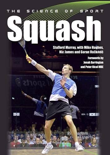 9781785001796: The Science of Sport: Squash