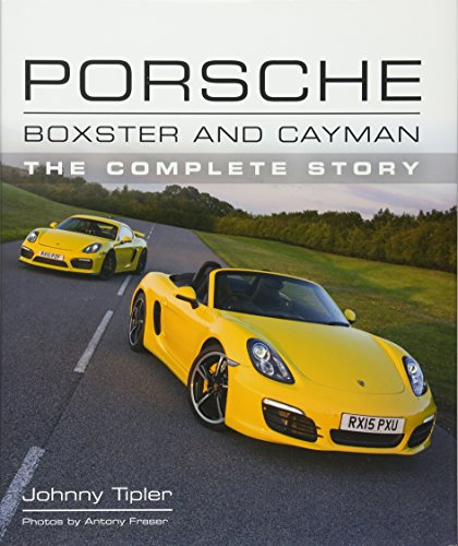 9781785002113: Porsche Boxster and Cayman: The Complete