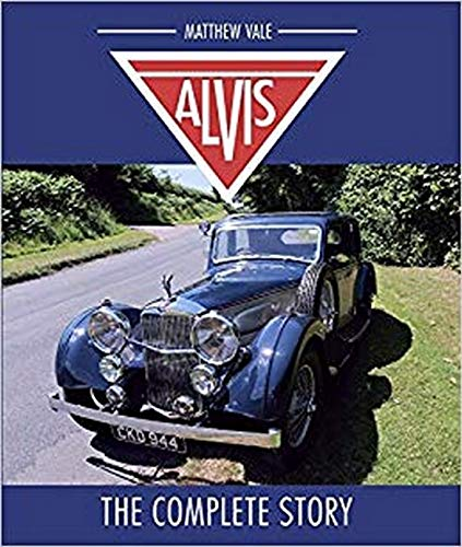 9781785005879: Alvis: The Complete Story