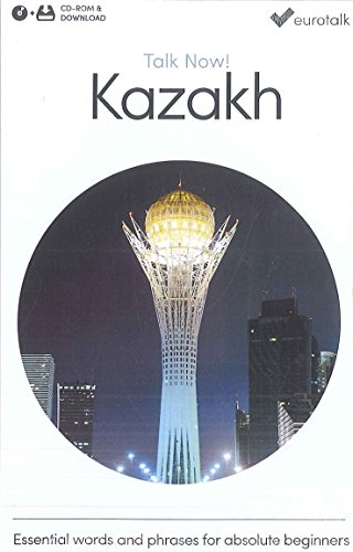 9781785014215: Talk Now! Learn Kazakh 2015