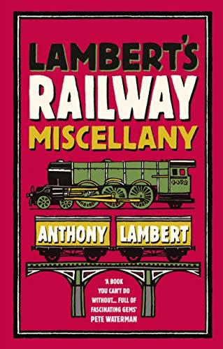 9781785032219: Lambert's Railway Miscellany