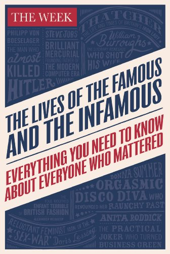9781785033872: The Lives of the Famous and the Infamous: Everything You Need To Know About Everyone Who Mattered