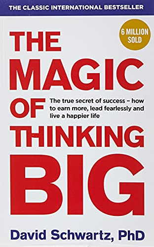 9781785040474: The Magic Of Thinking Big (Vermilion)