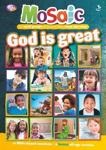 9781785062193: God is Great (Mosaic)