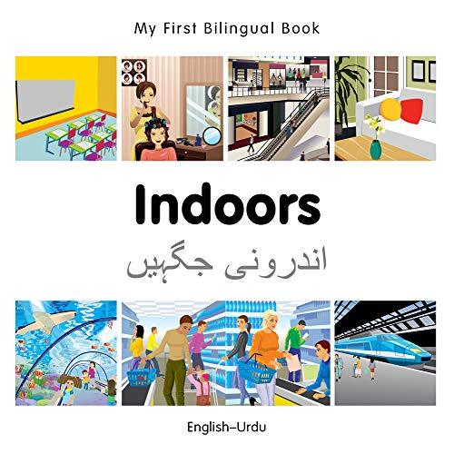 My First Bilingual Book-Indoors (English-Urdu): Milet Publishing