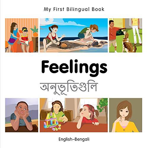 My First Bilingual Book - Feelings: Milet Publishing