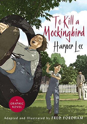 To Kill A Mocking Bird Graphic Novel