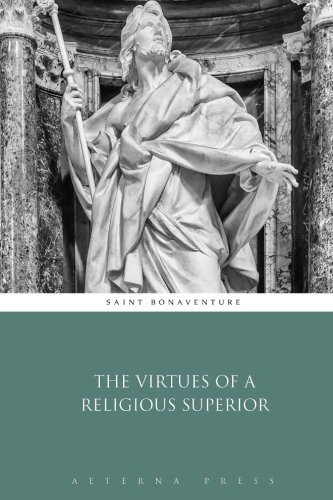 9781785161391: The Virtues of a Religious Superior