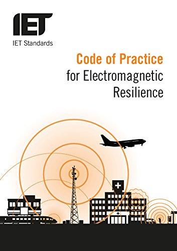 9781785163241: Code of Practice for Electromagnetic Resilience (IET Standards)