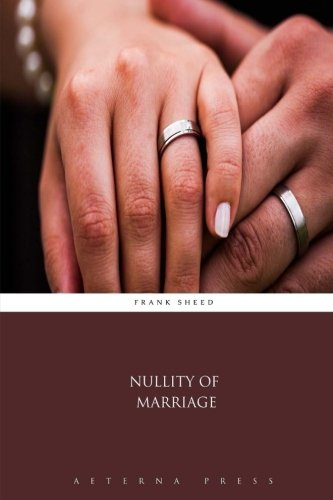 9781785163845: Nullity of Marriage