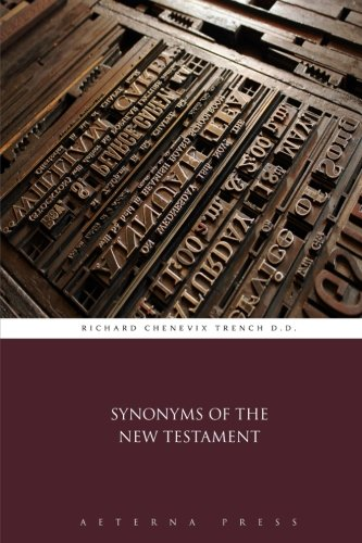 9781785164545: Synonyms of the New Testament