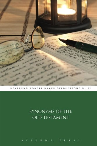 9781785164682: Synonyms of the Old Testament