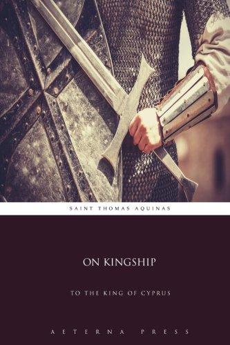 thomas aquinas on kingship