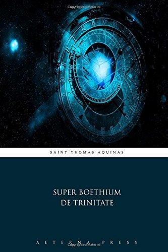 9781785166815: Super Boethium De Trinitate