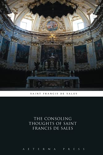 9781785167836: The Consoling Thoughts of Saint Francis de Sales
