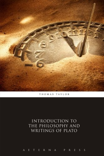 9781785168123: Introduction to the Philosophy and Writings of Plato