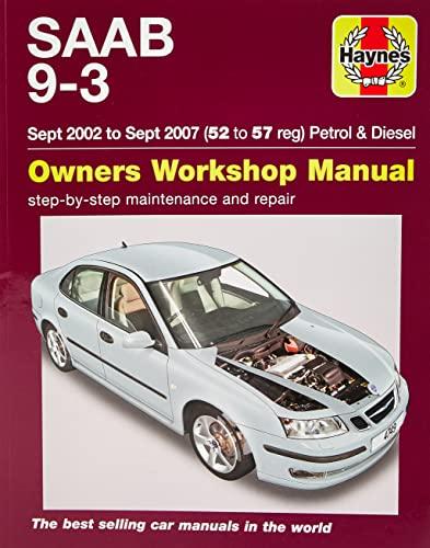 Saab 9-3 Service and Repair Manual