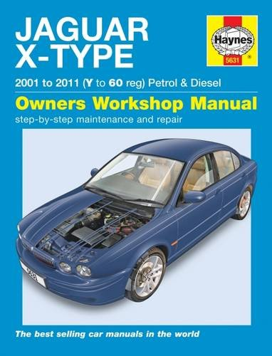 Jaguar X-Type Service and Repair Manual