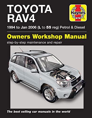 Toyota RAV4 Petrol & Diesel Service and Repair Manual: 1994 to 2006 (Haynes Service and Repair ...