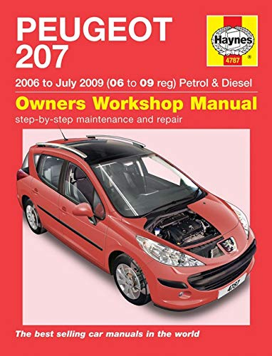 9781785210198: Peugeot 207 Petrol & Diesel Service And Repair Man: 06-09