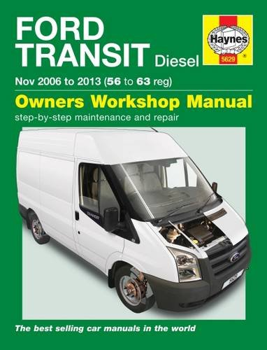 Ford Transit Diesel Service and Repair Manual: 2006 to 2013 (Haynes Service and Repair Manuals): ...