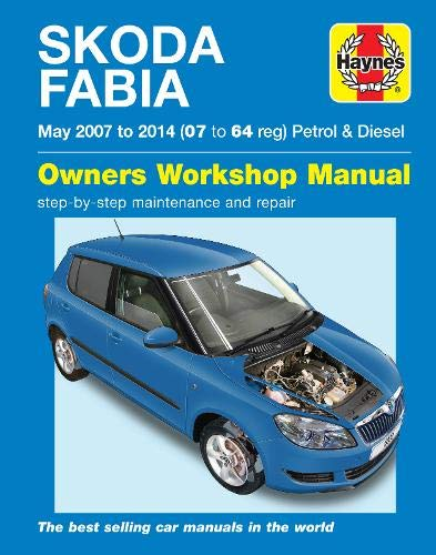 9781785210334: Skoda Fabia Petrol & Diesel Owners Workshop Manual