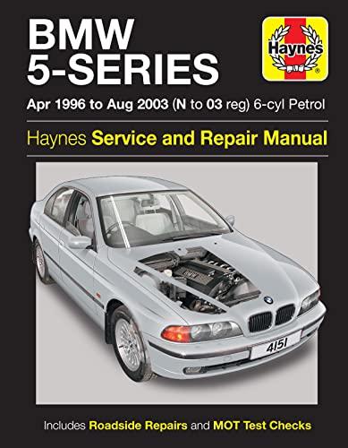 9781785210457: BMW 5-Series 6-Cyl Petrol: 96-03
