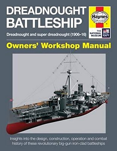 9781785210686: Dreadnought Battleship Manual (Haynes Manuals)