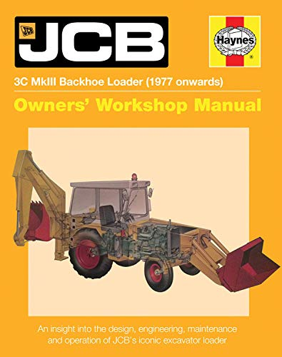 JCB Backhoe Loader Manual: Julian Carder