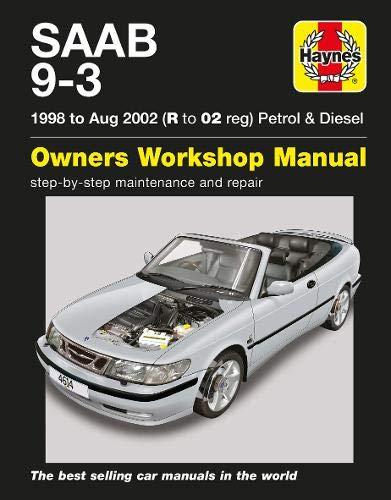 Saab 9-3 Petrol and Diesel Service and Repair Manual
