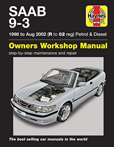 Saab 9-3 Petrol And Diesel (Paperback): Haynes Publishing