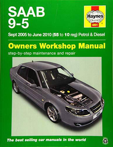 SAAB 9-5 Owners Workshop Manual: Anon