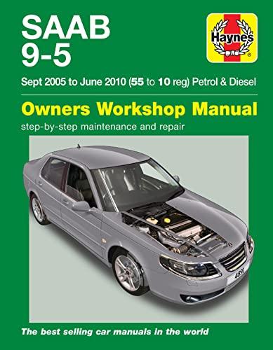9781785213045: SAAB 9-5 Owners Workshop Manual