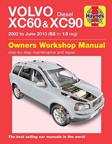 Volvo XC60 and XC90 Owners Workshop Manual: J H Haynes & Co Ltd