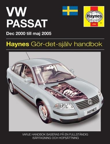 VW Passat Service and Repair Manual 2015