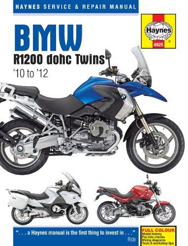 9781785213472: BMW R1200 Dohc Motorcycle Repair Manual (Haynes Service and Repair Manual)