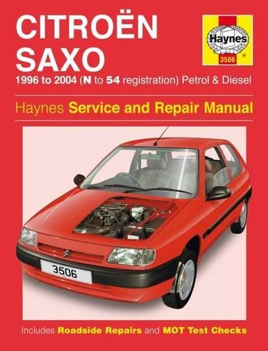 9781785213489: Citroen Saxo Owners Workshop Manual