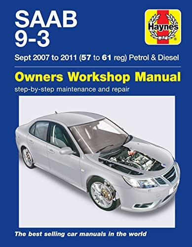 Saab 9-3 Petrol and Diesel Owners Workshop: Mark Storey