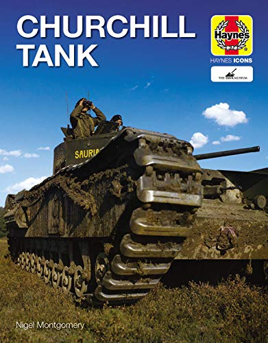 Churchill Tank: Montgomery, Nigel