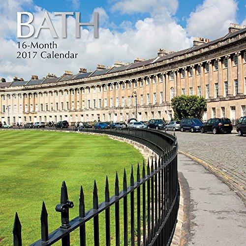 9781785245770: Bath 2017 Square Wall Calendar