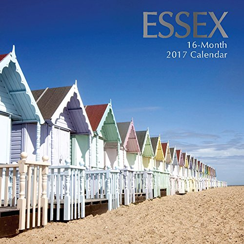 9781785246029: Essex 2017 Square Wall Calendar