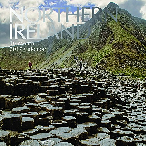 9781785246265: Northern Ireland 2017 Wall Calendar (Square Wall)