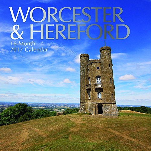 9781785246548: Worcester & Hereford 2017 Wall Calendar (Square Wall)