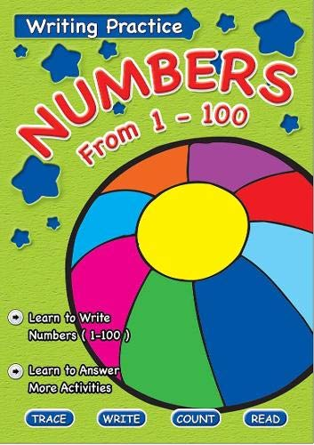 9781785270154: Writing Practice Book Numbers From 1 to 100