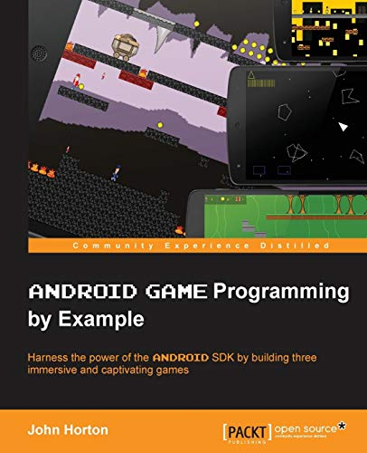 9781785280122: Android Game Programming by Example