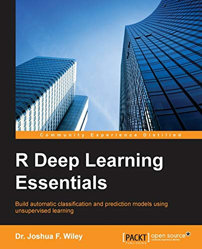 9781785280580: R Deep Learning Essentials