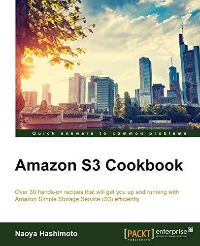9781785280702: Amazon S3 Cookbook